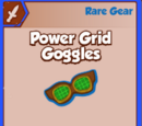 Power Grid Goggles