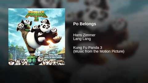 Po Belongs - 13 KFP3 soundtrack