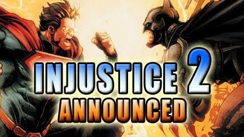 INJUSTICE 2 ANNOUNCED! Netherrealm Studios Rumors & Mortal Kombat 10