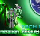 Tech 10: Combalien Evolution