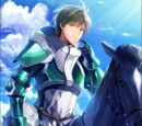 Fire Emblem 0 (Cipher) Warblade of Heroes Artworks