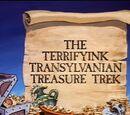 The Terrifyink Transylvanian Treasure Trek