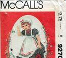 McCall's 9270 B