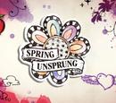 Spring Unsprung Webisodes