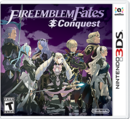Caja de Fire Emblem Fates - Conquista (América).png