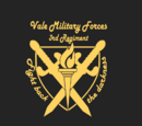 Vale Military Forces 3rd Regiment