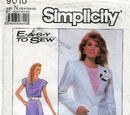Simplicity 9010 B