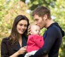 Klaus, Hayley et Hope
