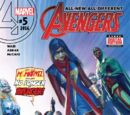All-New, All-Different Avengers Vol 1 5/Images