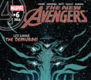 New Avengers Vol 4 6/Images