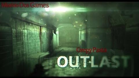 CreepyPasta Outlast ´´ O Prisioneiro `` (pt-BR)