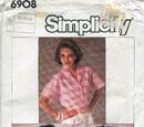 Simplicity 6908 B