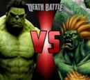 'Marvel vs Street Fighter' Themed Death Battles