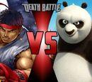 Ryu vs Po