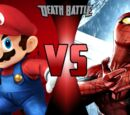 Mario vs Spider-Man
