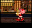 Sonic Adventure credits images