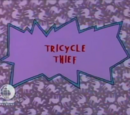 Tricycle Thief