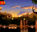 Screenshot aus Donkey Kong Country Returns 3D