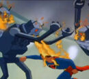 Mechanical Monsters (1941 Superman Cartoons)