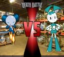Jenny Wakeman vs Robotboy