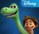 O Bom Dinossauro: O Desafio
