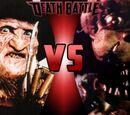 Freddy Krueger vs Nightmare Freddy