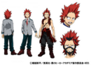 Eijiro Kirishima TV Animation Design Sheet.png
