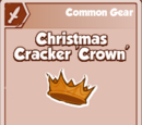Christmas Cracker 'Crown'