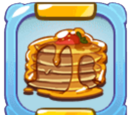 Buttercream Choco Pancake