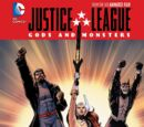 Justice League: Gods and Monsters (Collected)