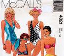 McCall's 4321 A