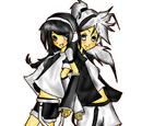 Tegami y Ritsudō Songu (Megaloids 02)