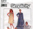 Simplicity 8310 B