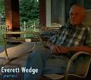 Everett Wedge's Mothman Sighting