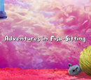 Fish Hooks title cards