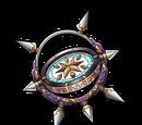 Dark Steel Compass (Gear)