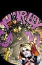 Batman Arkham Knight - Batgirl Harley Quinn Vol 1 1 Textless.jpg