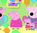 Mummy Pig's Birthday