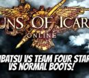 Guns of Icarus VS Team Four Star/Normal Boots