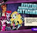 Aventuras Horripilantes nas Catacumbas