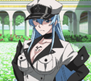 Esdeath (Akame Ga Kill)