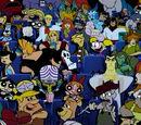Personajes de Cartoon Network