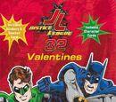 DC COMICS VALENTINES: Justice League