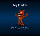 Adventure Toy Freddy
