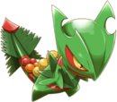 254Mega Sceptile Pokemon Rumble World.png
