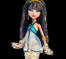 Boneca Básica-Cleo de Nile