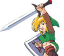 The Legend of Zelda: Link's Awakening DX Characters
