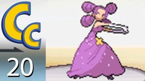 Episodes in Pokémon Platinum