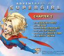 Chapitre 2 (Supergirl)