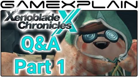 Xenoblade Chronicles X Q&A - YOUR Questions Answered with Chuggaaconroy! (Part 1)